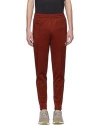 adidas Originals - Red Franz Beckenbauer Track Pants - Lyst