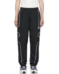 adidas Originals - Black Flamestrike Woven Track Trousers - Lyst