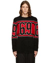 Hood By Air - Black Kurt '69' Jumper - Lyst