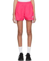 Gosha Rubchinskiy - Pink Adidas Originals Edition Shorts - Lyst
