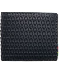 PS by Paul Smith - Black Apenna Bifold Wallet - Lyst