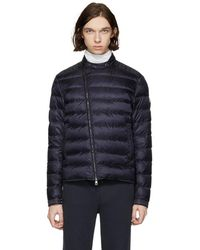 Moncler - Navy Down Crio Jacket - Lyst