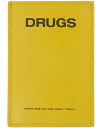 Raf Simons - Drugs Cardholder - Lyst