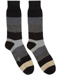 Paul Smith - Black Starlight Socks - Lyst
