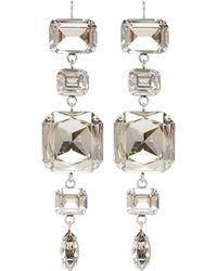 Isabel Marant - Silver Blondie Earrings - Lyst