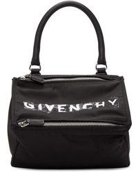 Givenchy - Black Small Pandora Bag - Lyst