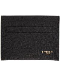Givenchy - Black Eros Card Holder - Lyst