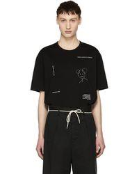 Lad Musician - Black Permanent Rocker T-shirt - Lyst