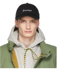 Etudes Studio - Black Tuff Cap - Lyst