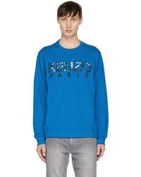 KENZO - Mini Tiger Sweatshirt - Lyst