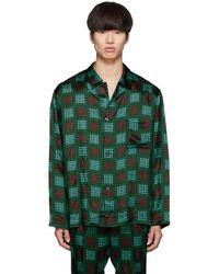 Dries Van Noten - Multicolour Casal Shirt - Lyst