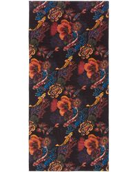 Paul Smith - Navy Koi Hawaiian Towel - Lyst