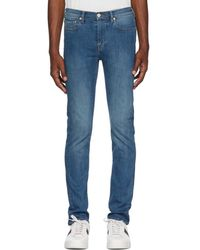 PS by Paul Smith - Blue Slim Fit Jeans - Lyst