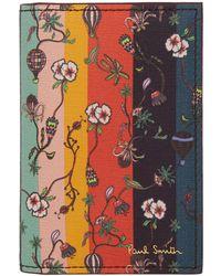 Paul Smith | Multicolor Balloon Floral Card Holder | Lyst