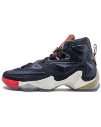 d569ba3e10d Lyst - Nike Lebron 12 in Red for Men