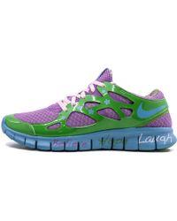 43ddaedbfb1d Lyst - Nike Free Run 2 - Women s Nike Free Run 2 Sneakers