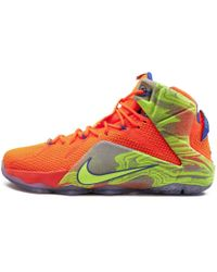 brand new 8f915 3263d Nike - Lebron 12 - Lyst