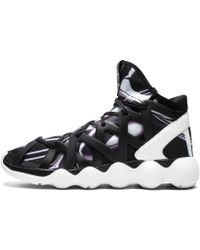 8d4988591 Lyst - Y-3 Kyujo High Sneakers in Black for Men