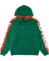 Supreme - Sideline Hooded Sweatshirt - Lyst