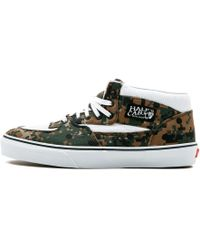 413a61ae4b Vans Half Cab Pro Men s Shoes (high-top Trainers) In Black in Black ...