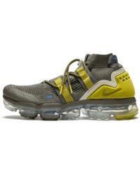517859956a Nike Air Vapormax Flyknit Utility In Ridgerock for Men - Lyst