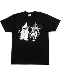 eed7b67f Supreme Undercover Anatomy Tee White in White for Men - Lyst
