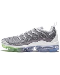 84c101c8bb292 Lyst - Nike Nike Air Vapormax Plus in White for Men