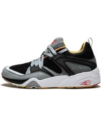 9a5d1724aac Lyst - Puma Crossover Blaze Of Glory Sneakers in Gray for Men