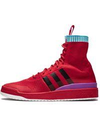 buy popular 768ba 7ea41 adidas - Forum Winter Pk - Lyst