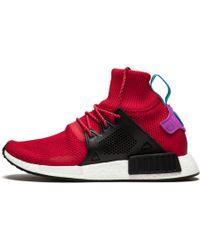 1c9c8e194be8 Lyst - Adidas Originals Eqt Support Adv Winter in Red for Men