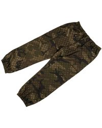 Louis Vuitton - Monogram Cargo Track Trousers - Lyst