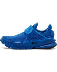 6b098cab8fec Nike Sock Dart in Blue for Men - Lyst