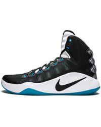b72fd4be4cce Lyst - Nike  Hyperdunk Lux  Sneakers in Black for Men