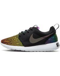 8597b6691437 Lyst - Nike Roshe One Printed Sneakers in Gray