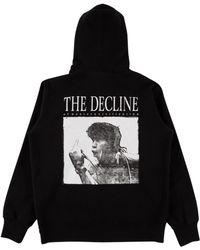 97c90ce4654c Supreme Gt Hooded Sweatshirt in Black for Men - Lyst