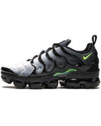989e215c07fed Lyst - Nike Air Vapormax Plus in Black for Men