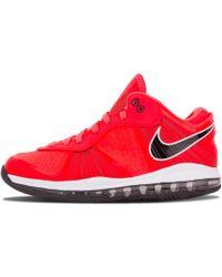 Lyst - Nike Lebron 8 V 2 Low in White for Men e838f9302