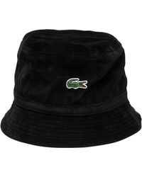 5d79000a5ac Gucci Felted Velour Fedora in Black for Men - Lyst
