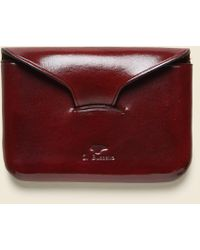 Il Bussetto - Business Card Holder - Cherry - Lyst