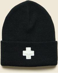 Save Khaki - Cross Watch Cap - Black - Lyst