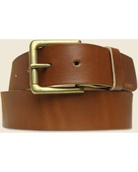 Billykirk - Roller Bar Belt - Tan - Lyst