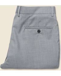 General Assembly - Suit Pant - Grey - Lyst