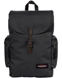 Eastpak - Black Austin Logo Backpack - Lyst
