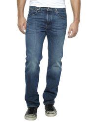 Levi's - Hook Wash 501 Regular Fit Jeans - Lyst