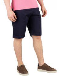 GANT - Marine Relaxed Twill Chino Shorts - Lyst
