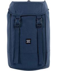 Herschel Supply Co. - Navy Iona Logo Backpack - Lyst