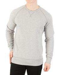Levi's - Grey Heather Original Sweatshirt - Lyst