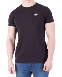 Scotch & Soda - Black Japan To The Dam T-shirt - Lyst