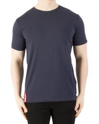 Alpha Industries - Rep Blue Blood Chit T-shirt - Lyst