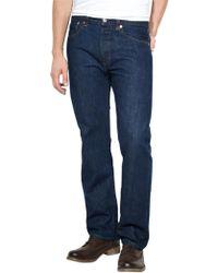 Levi's - Onewash 501 Original Fit Jeans - Lyst